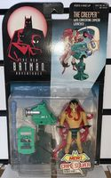 Batman The Animated Series/New Batman Adventures: The Creeper with Converting Camera Launcher
